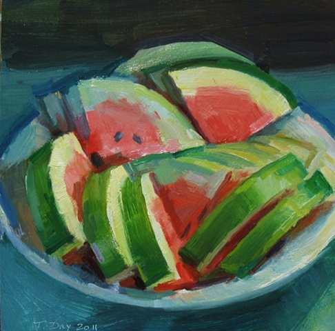 Watermelon Bowl