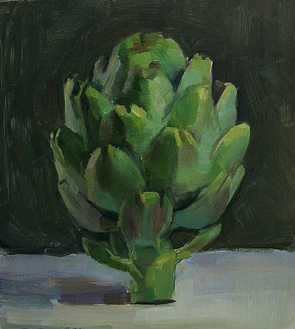 Upright Artichoke