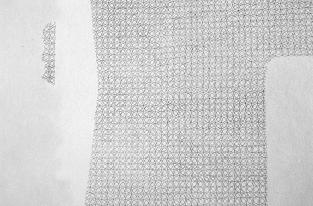 Untitled (envelope I) (detail)