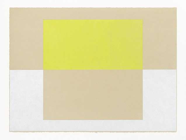 Untitled (chartreuse)