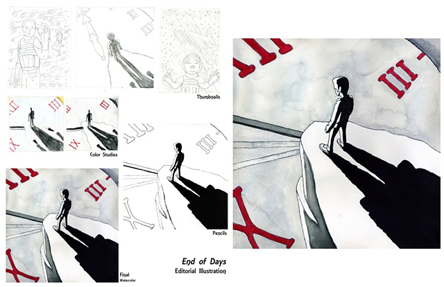 End of Days process