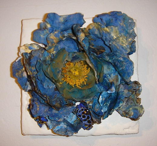 encaustic sculpture
