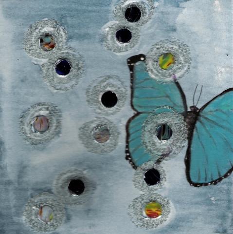 Butterflies & Ghosts 8