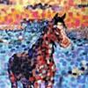Horse, Winter Morning III