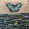 Butterflies & Ghosts 1 SOLD
