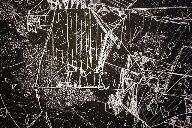 untitled constellation (detail)