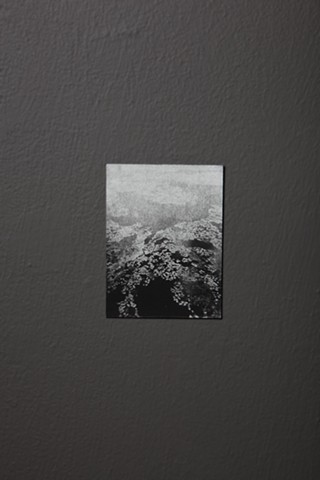 Filling the absence (print 3)