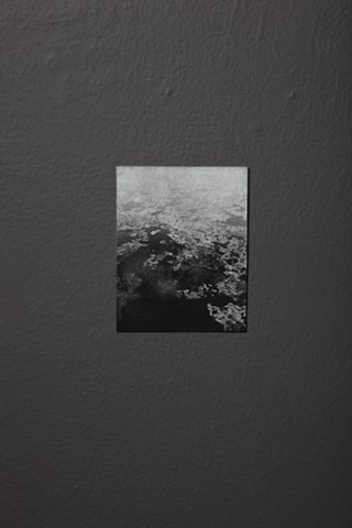 Filling the absence (print 1)