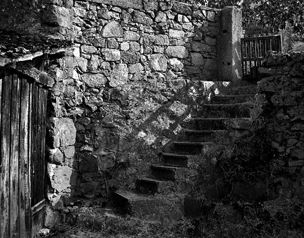 Steps to the Shed, Galicia