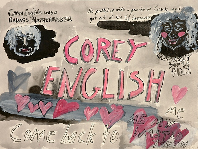 Corey English