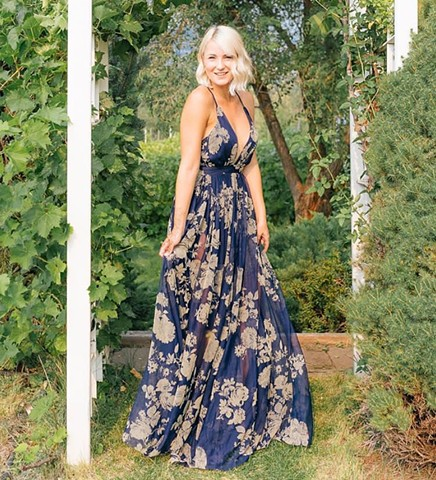 Pre-Fall '17 - local lovely in our luxxel maxi
