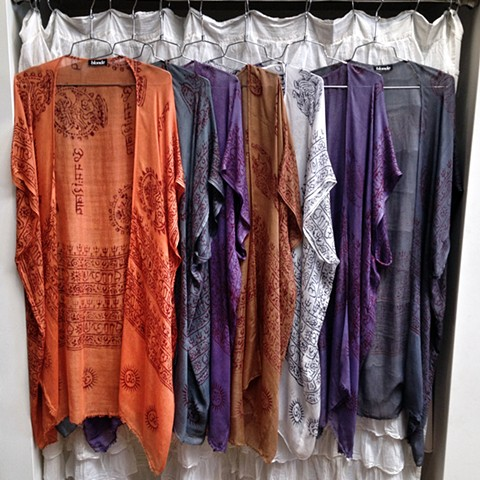 prayer kimonos