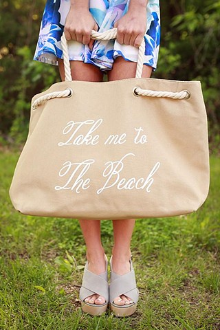summer '16 - beach bag