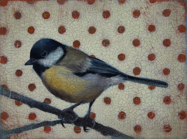 SOLD - Chickadee