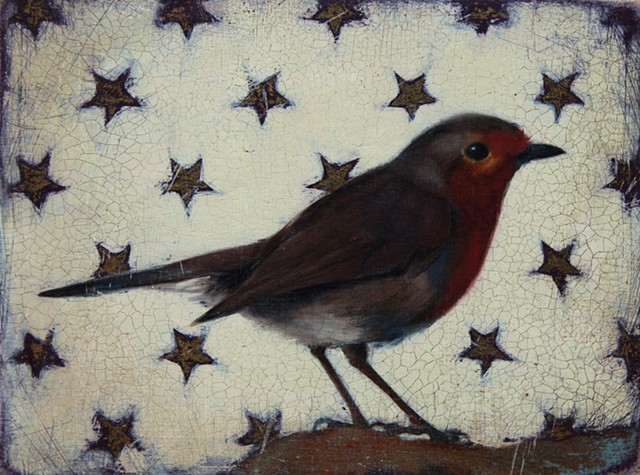 SOLD - Robin