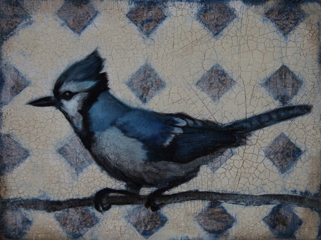 SOLD - Blue Jay
