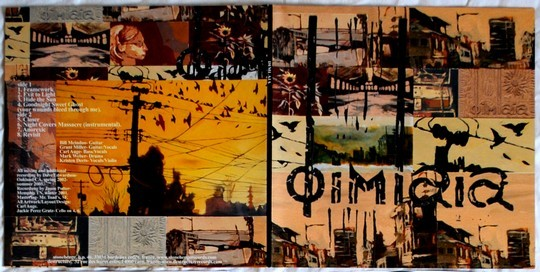 Dimlaia, Self Titled Gatefold LP, Destructure France