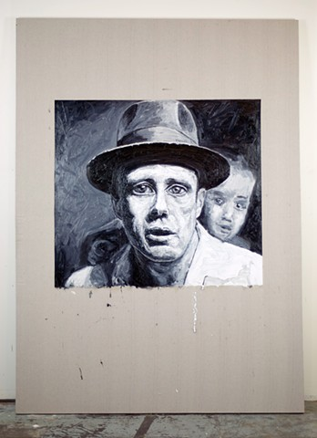 Big Beuys Still Fight, Just With Grace