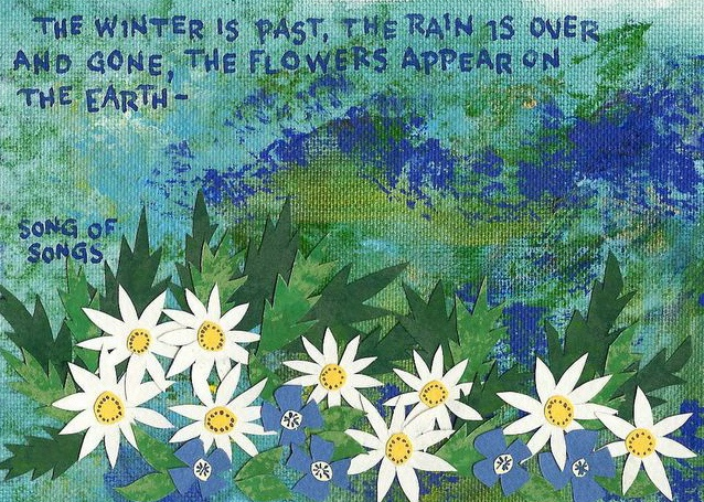 Song of Songs - Winter has Past