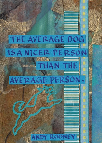Andy Rooney - Average Dog