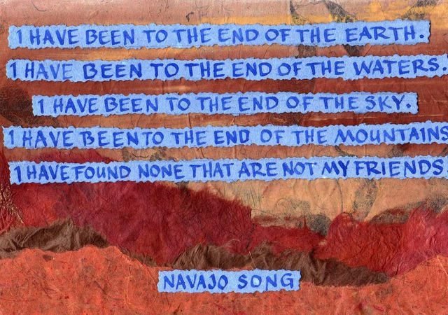 Navajo - End of Earth