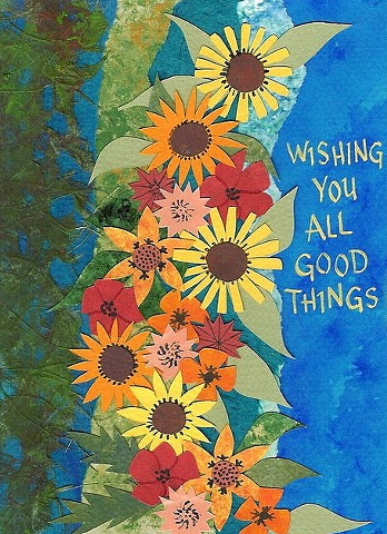 Wishing You All Good Things