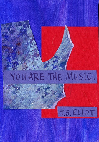 T.S. Eliot - You Are the Music