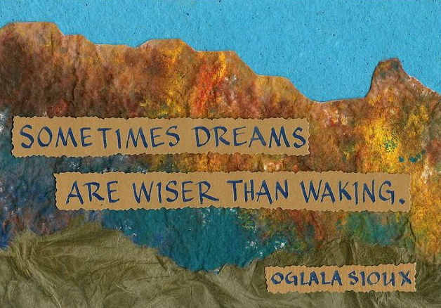 Oglala Sioux - Dreams