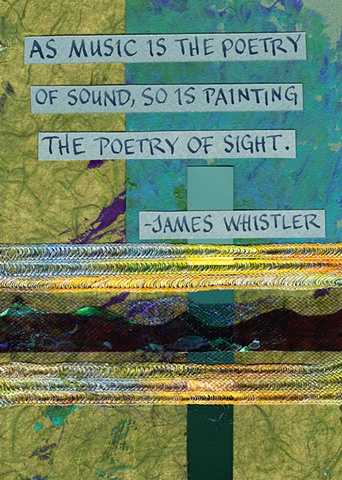 Whitstler - Music is the Poetry