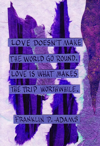 Franklin Adams - Makes the Trip Worthwhile
