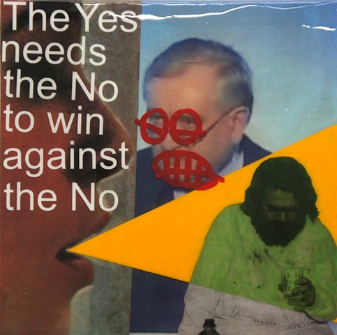 """""""The Yes needs the No to win against the No"""""""
