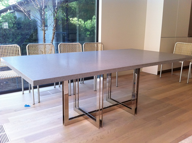 Robert N Wohlfeld Inc Oscar Dining Table w  : vuZypi5RzuKMI4iA from rwohlfeld.com size 640 x 478 jpeg 119kB