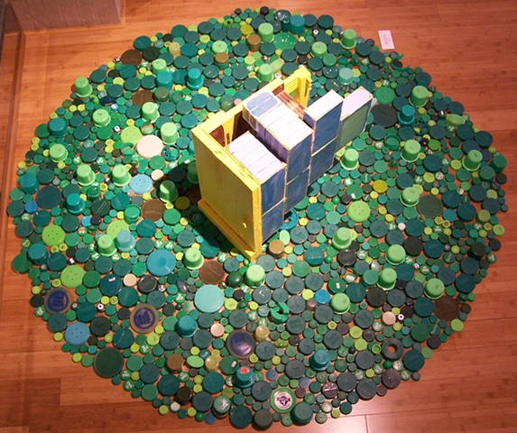 Domestic Growth (installation view)