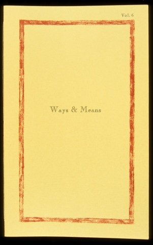 Doubly Bound: Ways and Means