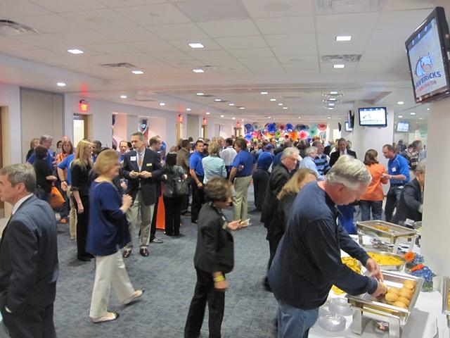 Opening College Park Center University of Texas at Arlington