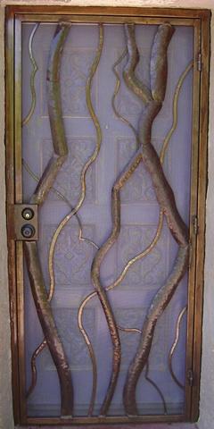 Snaky Door