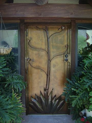 Century Plant Door