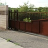 Large Roll Gate