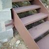 Lower Steps Detail
