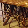 Roots Table detail