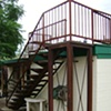 Kevin's Stairs platform