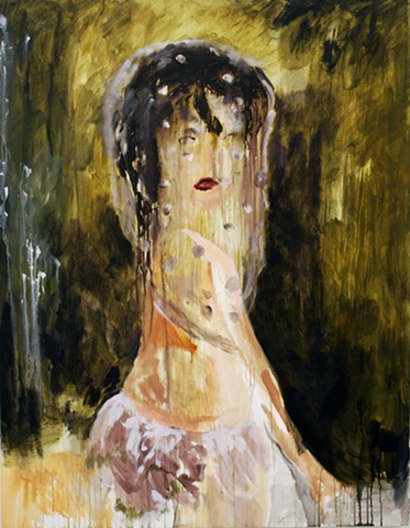 contemporary figure painting, figure painting