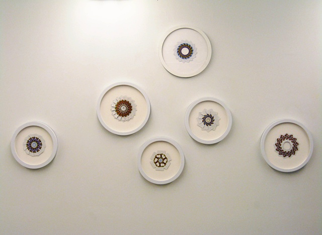 Circles Installation