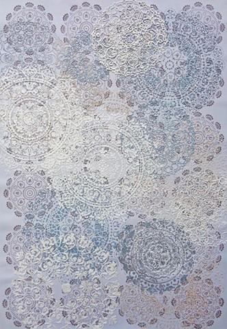 Mandala Abstraction