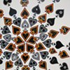 Ace of Spades Mandala (detail)