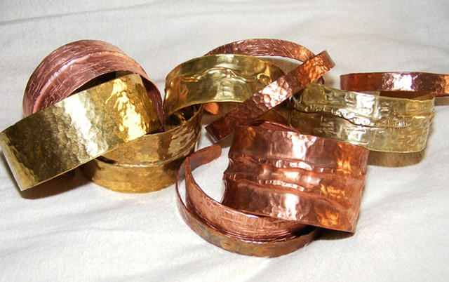 Shiny lovelies for your wrist.
