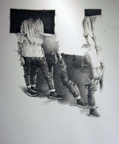 Drawing, sean lyman, missouri state, graphite, drawing, figure, figure drawing