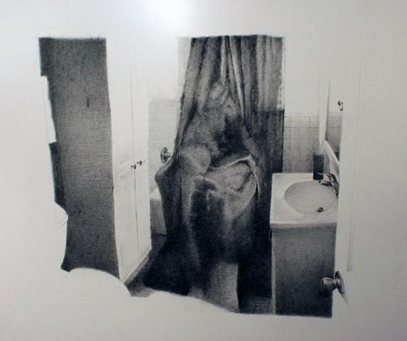 sean lyman, drawing, missouri state university, graphite,