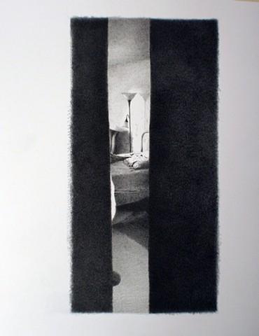 lyman, graphite, missouri state, drawing,