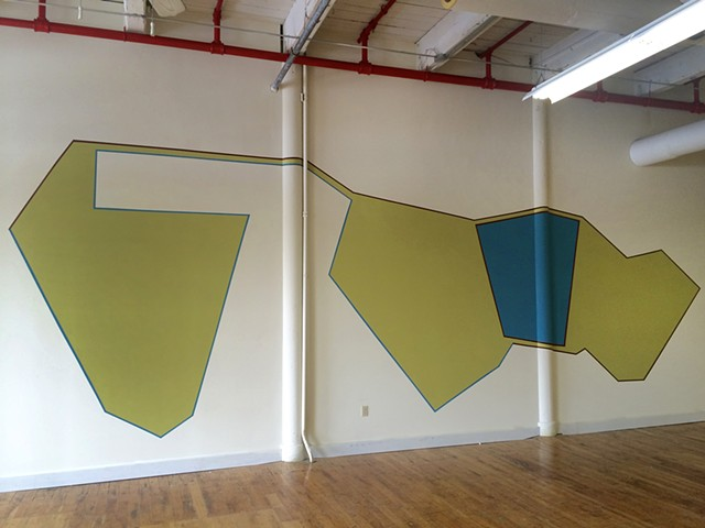 Form Singularity No. 84 (Mural